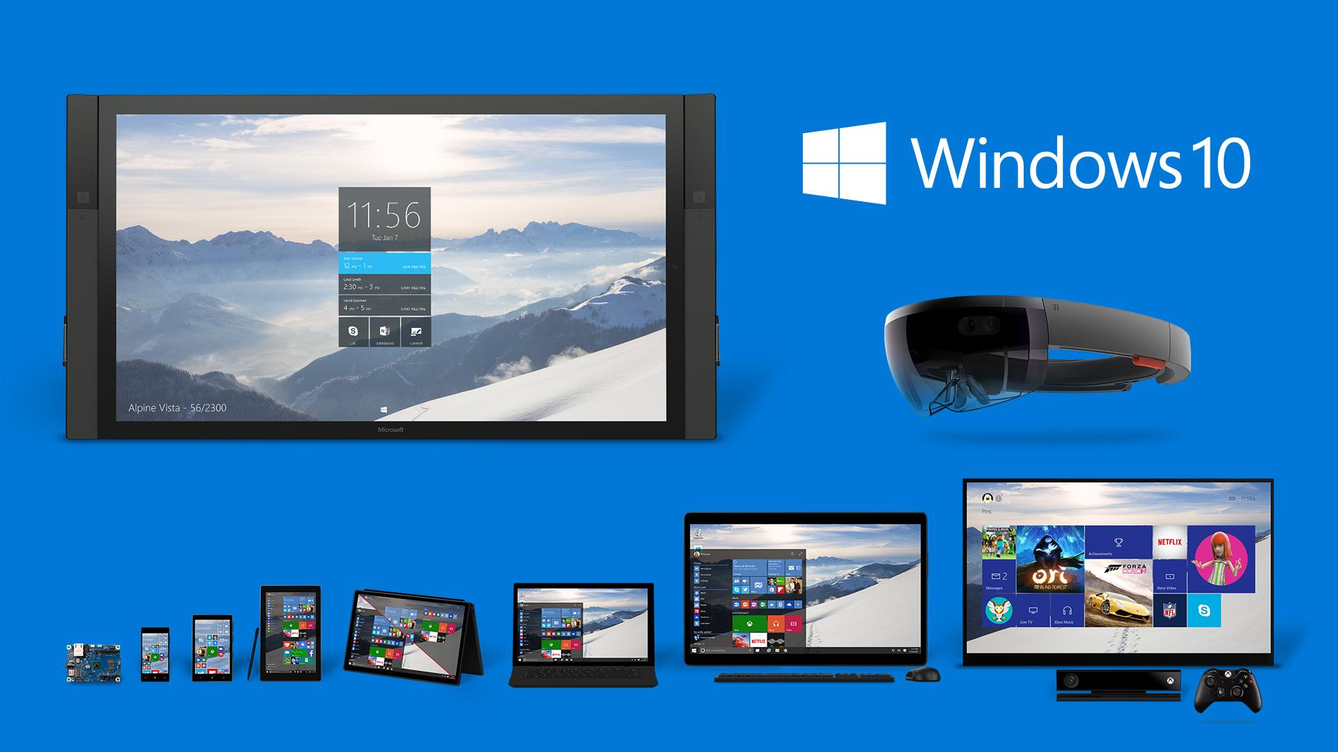Windows-10-urządzenia