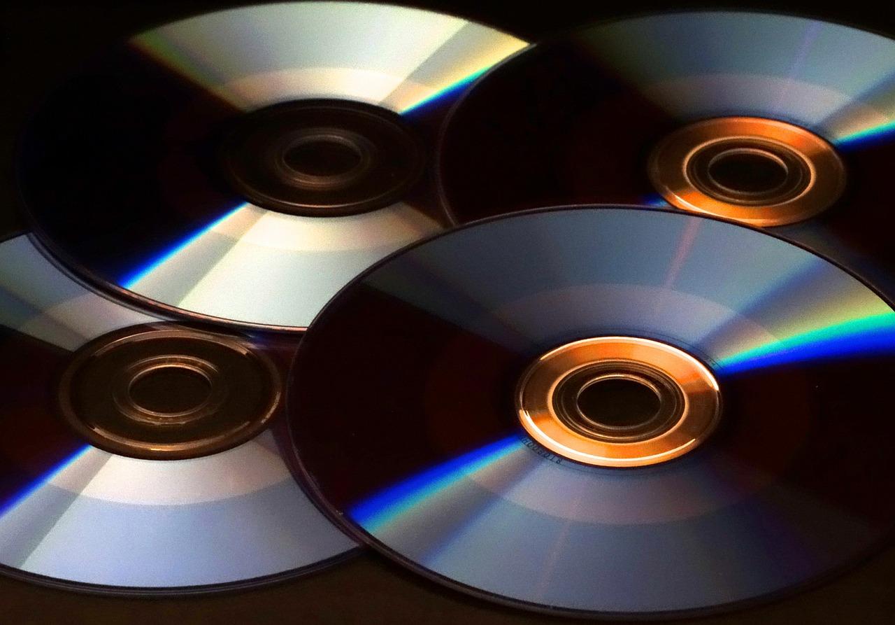 dvd-płyty