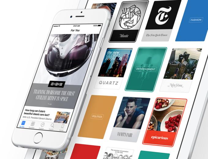 Aplikacja Apple News w Polsce