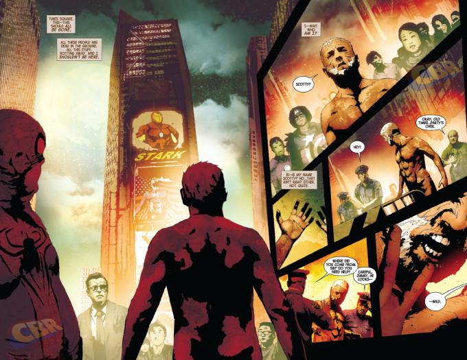 Old Man Logan 2016 to nowy komiks wydawnictwa Marvel