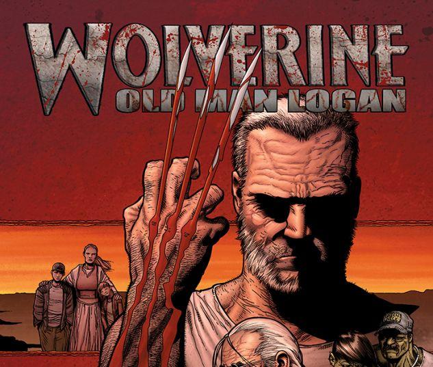 Old Man Logan pojawił się na kartach serii Wolverine w 2008 roku