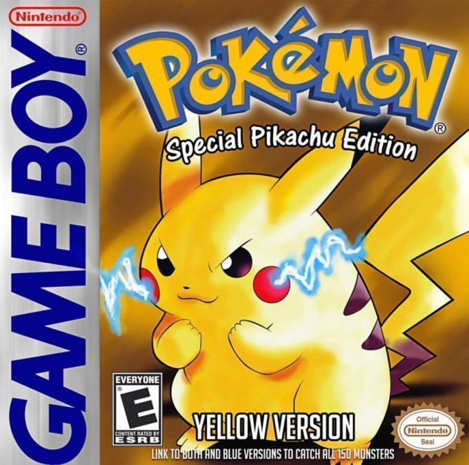 Fenomen Pokemon GO Polska - Pokemon Yellow